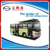 16-25 seater front engine position inter city bus CNG