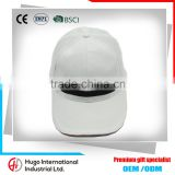Trade Assurance High Quality Custom Logo Washed Mesh Baseball Cap With Sanwich
