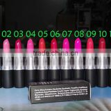 Good quantity MC fashion color waterproof lipstick