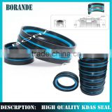 20X11X17.7 DAS/KDAS Compact seal Rubber hydraulic seal Piston Rod seals