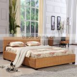 Premium Quality Designer 5 Star Resort Rattan Hotel Bedroom Furniture                                                                         Quality Choice