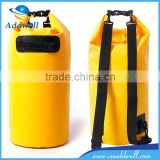 30L kayaking canoeing outdoor sport waterproof dry PVC tarpaulin backpack