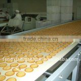 Biscuit manufacturing machine