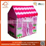 Portable Outdoor Folding Princess Waterproof Kids House Play Tent