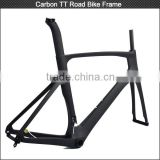 Racing bicycle TT carbon frame road bike aero                                                                         Quality Choice