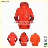 Top High-quality Winter sport fleece ski wear outdoor jacket waterproof colorful windproof Ski Jacket Keep warm