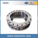 OEM Service High Quality Carbon Steel Forged Flanging Cnc Machining