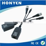 CCTV RJ45 Balun connector HY-2001 Copper BNC