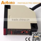 photocell light-control sensor EK50-DS30A2 diffuse photoelectric switch sensor china manufacturer