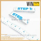 150cm custom design metric ruler for measuring babies disposable measurement medical devices promotional gifts with Logo