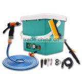 portable car washer 12V with tyre gas charging function                                                                         Quality Choice