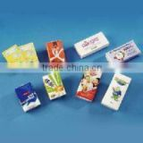 virgin wood pulp factory custom mini pocket tissue                                                                         Quality Choice