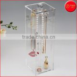 Hot sale acrylic jewelry display box earring stand earring display stand desktop acrylic display stand