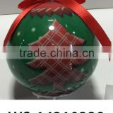 China supplier Hot sell Christmas Tree Christmas Decorative Plastic Bauble