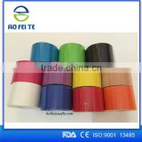 Aofeite Hot Sale Durable Sport Kinesiology Physio Cross Tape for Athletes
