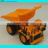cheap plastic toy trucks wholesales/plastic engineering construction truck toy/plastic contruction mini truck toy