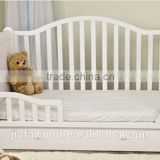 Portable wooden baby crib / modern baby bed / baby cot                                                                         Quality Choice