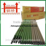 aws welding electrodes aws a 5.1 e6013 welding rod 6013 300-450mm length electrode welding rod