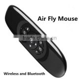 china wholesale air fly mouse in remote control for hisense smart tv 2.4g wireless air mouse