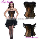 Drop Ship bridal corset lingerie bustier tops to wear out