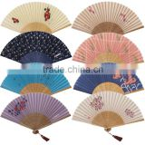 Hand Fan Wedding Favors / Hand Fan Wedding Gift / Luxurious Wedding Gift Silk Fan                                                                         Quality Choice