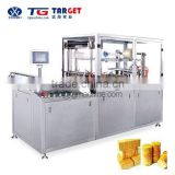 High speed biscuit shrink wrapping machine