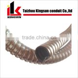 Galvanized coated outside Flexible Metal liquid Tight Conduit