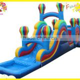 Factory price giant inflatable slide, giant inflatable water slide, inflatable jumping slide