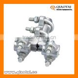 More 20Years' ODM Supply Aluminum Bolted Main Cable to Tap Cable Clamp T Shape Connector