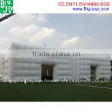 High quality hangar inflatable tent,inflatable cabin tent for party and events
