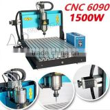MINGDA Fast speed made in China wood lathe / PCB mini cnc router for wood/metal/stone/jade