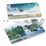 2013 newest,Business Gift Item,Promotional Card USB,external/portable hard drive,business card usb,name card usb memory