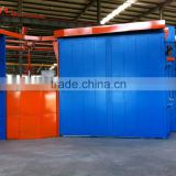 rotational molding machine for water tank/oil tank/plastic container OEM