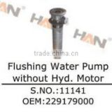 FLUSHING WATER PUMP WITHOUT HYDRAULIC MOTOR OEM 229179000 Concrete Pump spare parts for Putzmeister
