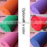 pvc Yogamat Outdoor sports fitness blanket Gymnastics MATS yoga mat
