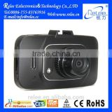 Hot selling consumer electronics 2.7 Inch TFT LCD gs8000l car dvr camera with night vision