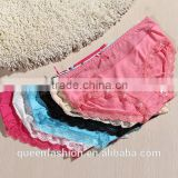 Sexy women lace panty Low Waist sexy panty set fastener luxury panties hot sell lady underwear