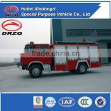 china new Dongfeng 145 size of fire truck