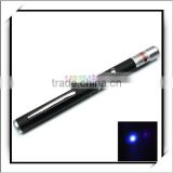 30mW 405nm Mid-Open Violet Purple Blue Laser Pointer Pen