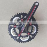 Bicycle parts light weight Crankset for road bike from Chinese factory