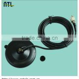 Strong Magnetic Base with 90mm OD and RG-58 Cord CB Antenna Magnetic Base