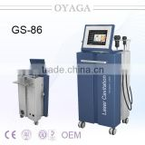 GS86 liposuction laser ultrasonic vacuum machine radio frequency therapy facial machine