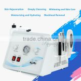 Facial Skin Care Skin Deep Microdermabrasion Facial Water Improve Allergic Skin Oxygen Jet Diamond Dermabrasion Beauty Machine