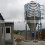 Turnkey Project Environmental Control Poultry House Farm Machine Silo/Feeder/Drinker/Fan/Cooling Pad/Heater/Fogger Equipment