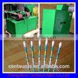 Best quality paper pencil manufacturer/waste newspaper paper pencil making machine with lowest price