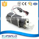 High precision brushless high pressure commercial hydraulic gear pump