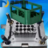 China taizhou huangyan plastic injection beer crate mould factory production plastic mould for beer box mold