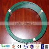 Metal wire twist ties/metal spiral binding wire/ PVC coated iron tie wire