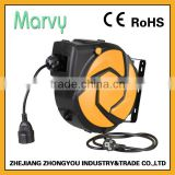home appliance extension cord supply cable reel with 10m electric wire cable