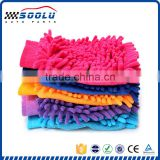 Universal thick and super absorbent microfiber washing glove for car auto truck